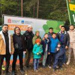 Мусульмане Красногорска высадили деревья