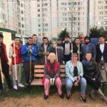 Мусульмане Красногорска приняли участи в акции «Наш лес. Посади свое дерево»