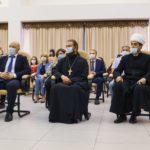 Имам-хатыб Ильгам Садыгов принял участие в церемонии награждения активных жителей Красногорска.